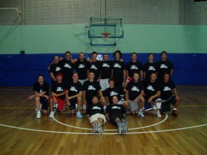 La squadra 2009-2010 al gran completo!